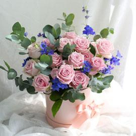 Roseday - 오늘 로맨스정원에서 만나요 꽃배달하시려면 이미지를 클릭해주세요