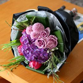 [서울, 광역시] Yes it is - Love flowers 꽃배달하시려면 이미지를 클릭해주세요