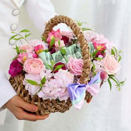 Money & flowers - 웃음과 감동(권종,금액은 별도입금) 꽃배달하시려면 이미지를 클릭해주세요