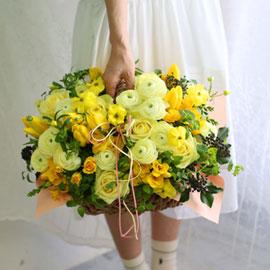 {전국배송}Spring & sweet 봄이와 꽃배달하시려면 이미지를 클릭해주세요