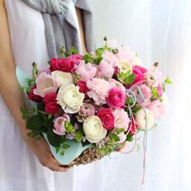 {전국배송}Spring & sweet 이봄엔 꽃배달하시려면 이미지를 클릭해주세요