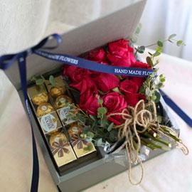 [서울 수도권배송]Spring & sweet 떨림과 설렘 꽃배달하시려면 이미지를 클릭해주세요