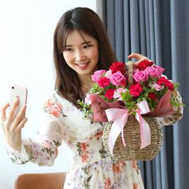 {전국배송}Yes it is 아내는 장미花다 꽃배달하시려면 이미지를 클릭해주세요