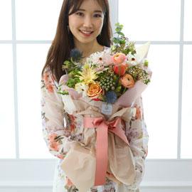 [서울 수도권배송]Spring & sweet  M-a-r-c-h 꽃배달하시려면 이미지를 클릭해주세요