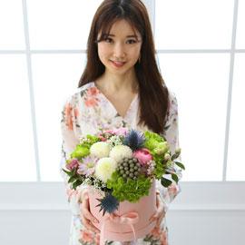 [서울 수도권배송]Spring & sweet  맑은 봄날 꽃배달하시려면 이미지를 클릭해주세요