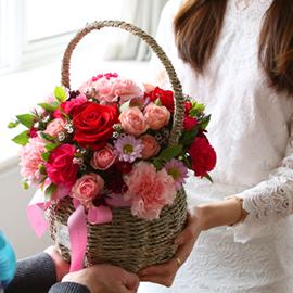{전국배송} To. 엄마.아빠 - 엄마 고맙습니다 꽃배달하시려면 이미지를 클릭해주세요