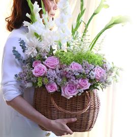 Fresh & sweet -  Bohemian 꽃배달하시려면 이미지를 클릭해주세요