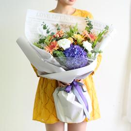 Summer story - 비 개인 여름아침 꽃배달하시려면 이미지를 클릭해주세요