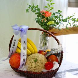 Flower & Fruit 마음 한가득 꽃배달하시려면 이미지를 클릭해주세요