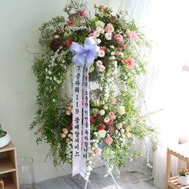 결혼식 축하화환 - Wedding Flowers 청혼 꽃배달하시려면 이미지를 클릭해주세요