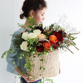 [서울, 수도권] 어느새 가을 - 올가을엔 사랑을 할거야 꽃배달하시려면 이미지를 클릭해주세요
