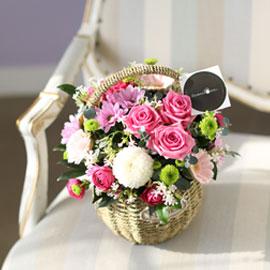 Fall in love - 사랑스러운 그녀 꽃배달하시려면 이미지를 클릭해주세요
