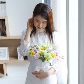[서울,수도권배송]spring & sweet  봄길 꽃배달하시려면 이미지를 클릭해주세요