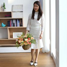 [서울,수도권배송]spring & sweet  꽃들 가득한 봄 꽃배달하시려면 이미지를 클릭해주세요