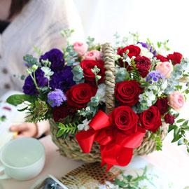 Spring & Sweet Blooming Day 꽃배달하시려면 이미지를 클릭해주세요