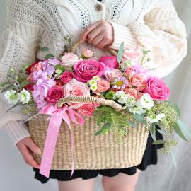 Spring & Sweet Hello Beautiful day 꽃배달하시려면 이미지를 클릭해주세요