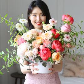 Roseday- Bright smile 꽃배달하시려면 이미지를 클릭해주세요