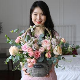 Roseday - 행복한 마음 꽃배달하시려면 이미지를 클릭해주세요