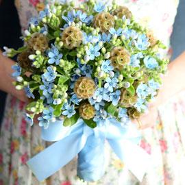 Yes it is   Oxypetalum  Bouquet 꽃배달하시려면 이미지를 클릭해주세요