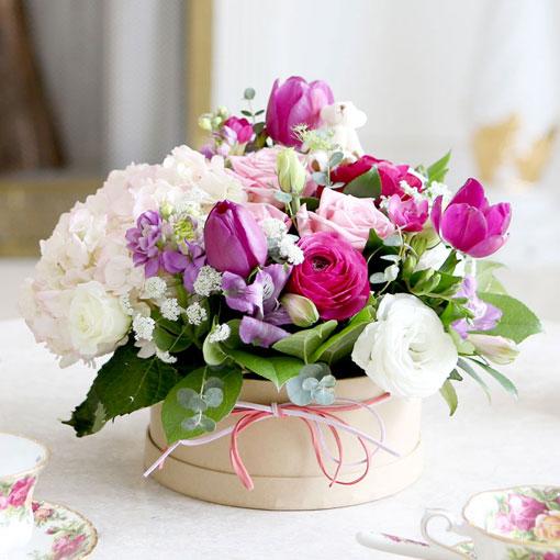 Spring & Sweet러블리 핑크박스