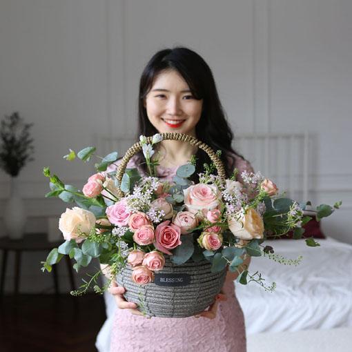 꽃바구니베스트가장 인기있는 꽃바구니 모음