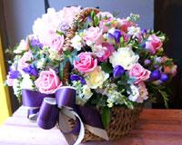 풍성한 생일 꽃바구니화사하고 풍성한 생일 꽃바구니를 찾고 계시다면