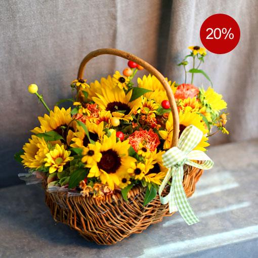 너의가을은 바로 이순간이 최고일거야이번 가을에 누군가가 생각난다면 이 꽃을 선물해보세요
