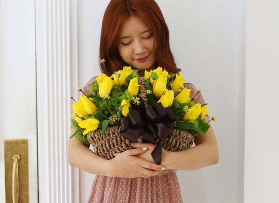 [서울배송] Spring & Sweet - 봄을 그리다