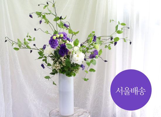 [DIY] 꽃꽂이 키트 (화병별도)