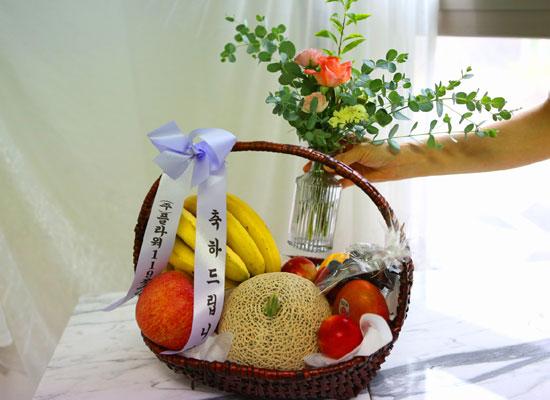 Flower & Fruit 마음 한가득