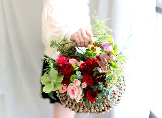 Spring & Sweet  As the roses bloom