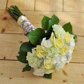 [수도권배송]꽃의 여왕 장미- lemon yellow