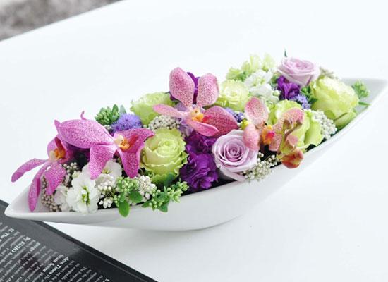 [서울배송] Living flower-  In the Mood  (화기는 변경됨)