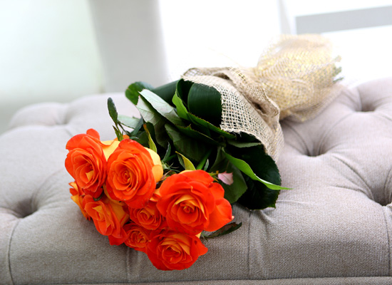 BOUQUET - Orange Girl