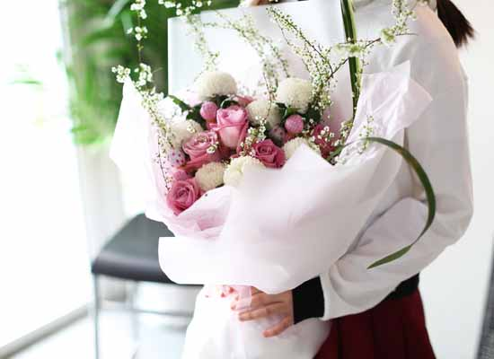 Oh happy whiteday - Unchained Melody