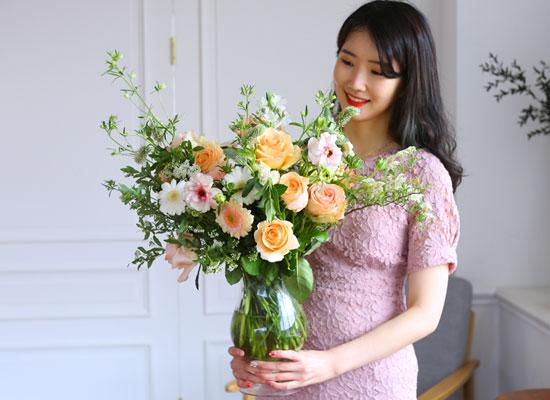 Roseday - 봄의 미소